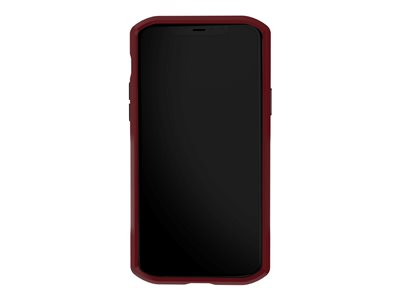 Element Case Shadow Back cover for cell phone thermoplastic polyurethane (TPU) oxblood