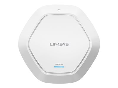 Linksys Business AC1750 Dual-Band Cloud Wireless access point Wi-Fi Dual Band