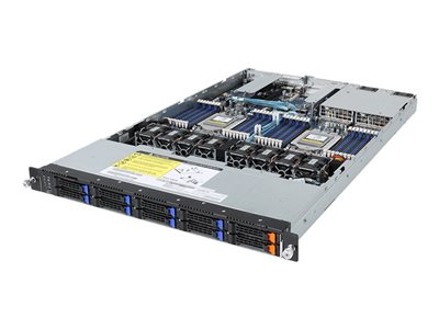 Gigabyte R181-Z91 (rev. 100) Server rack-mountable 1U 2-way RAM 0 GB