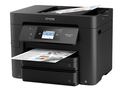 Epson WorkForce Pro EC-4030 Multifunction printer color ink-jet  image