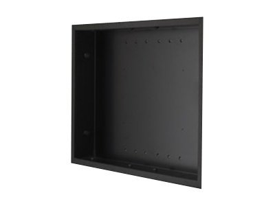 Chief PAC502B PXR In-Wall Accessory Mounting component (wall mount) black