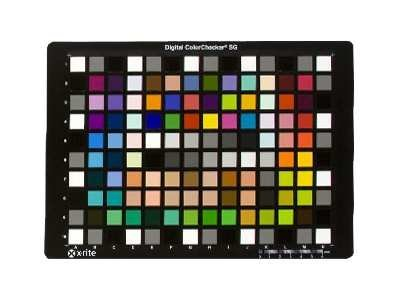 X-Rite ColorChecker Digital SG Color balance calibration target
