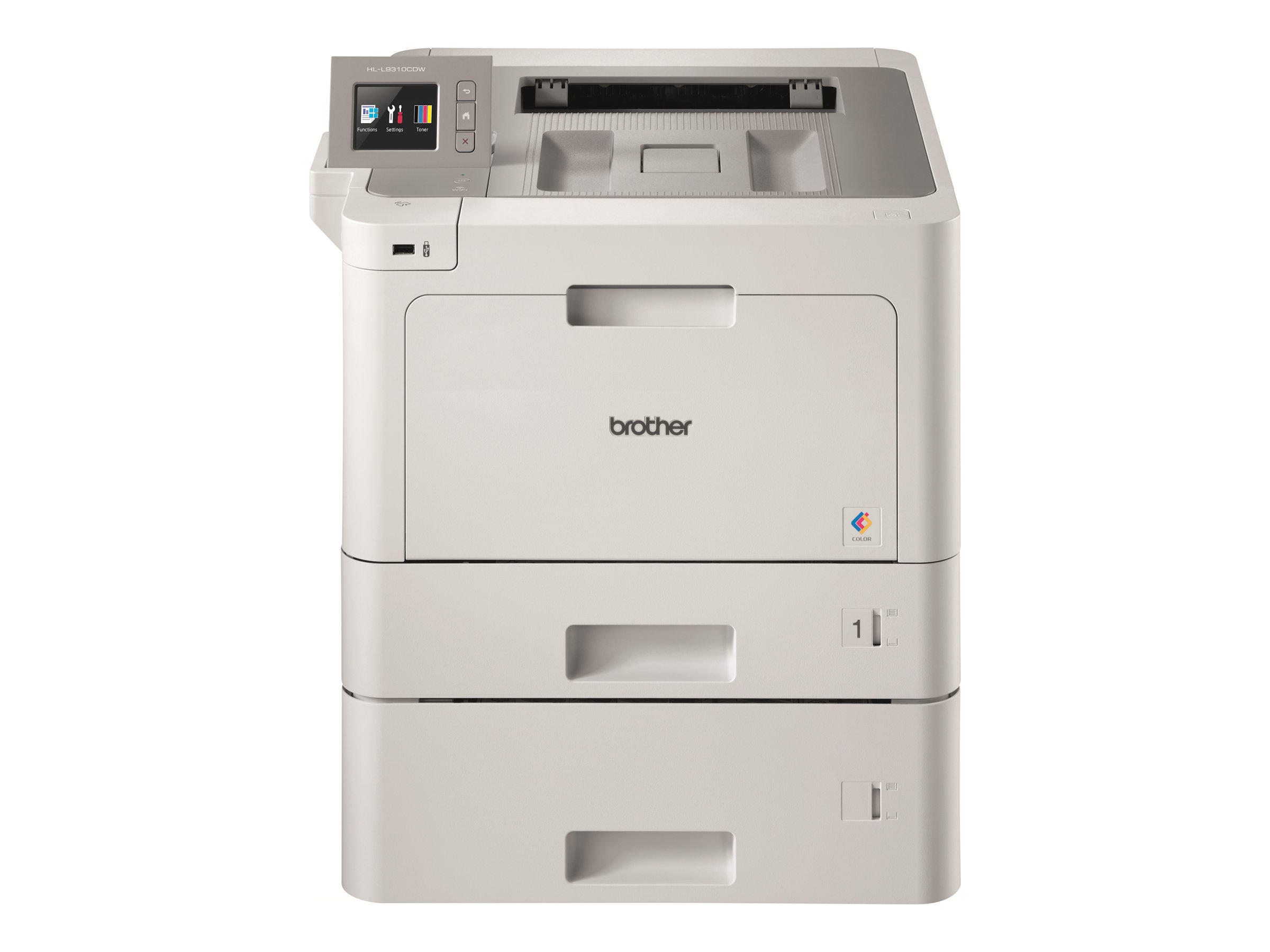 Brother HL-L9310CDWT - Drucker - Farbe - Duplex - Laser - A4/Legal