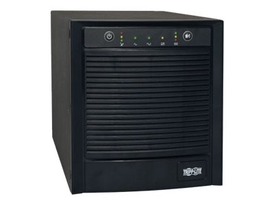Tripp Lite UPS Smart 2200VA 1600W Tower AVR 120V Pure Sign Wave USB DB9 SNMP for Servers TAA - UPS - 1600 Watt - 2200 VA