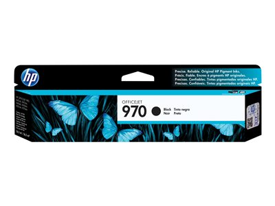 HP 970 56.5 ml black original Officejet ink cartridge