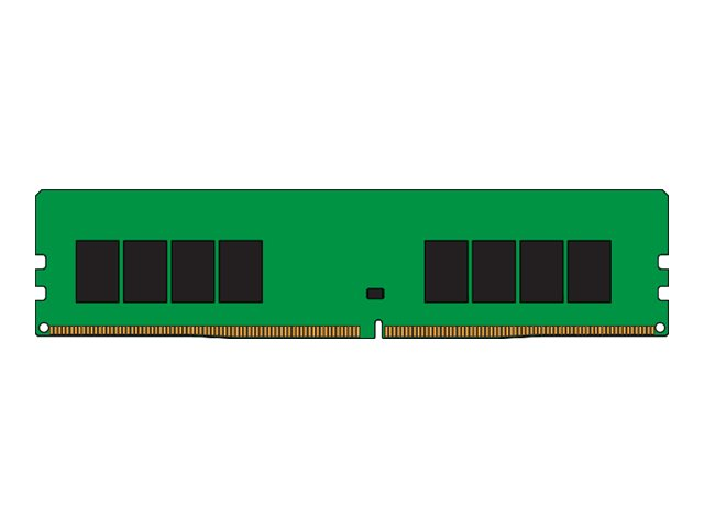 Kingston ValueRAM - DDR4 - 16 GB - DIMM 288-PIN - 2666 MHz / PC4-21300 - CL19