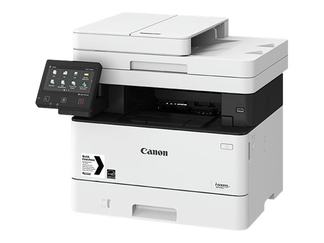 Canon i-SENSYS MF428x - Imprimante multifonctions - Noir et blanc - laser - A4 (210 x 297 mm), Legal (216 x 356 mm) (original) - A4/Legal (support) - jusqu'à 38 ppm (copie) - jusqu'à 38 ppm (impression) - 350 feuilles - USB 2.0, Gigabit LAN, Wi-Fi(n)