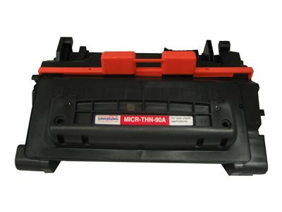 microMICR THN-90A Black MICR toner cartridge (alternative for: HP 90A, HP CE390A)