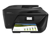 HP Officejet 6950 All-in-One - Imprimante multifonctions - couleur - jet d'encre - Legal (216 x 356 mm)/A4 (210 x 297 mm) (original) - A4/Legal (support) - jusqu'à 28 ppm (copie) - jusqu'à 29 ppm (impression) - 225 feuilles - 33.6 Kbits/s - USB 2.0, Wi-Fi(n)