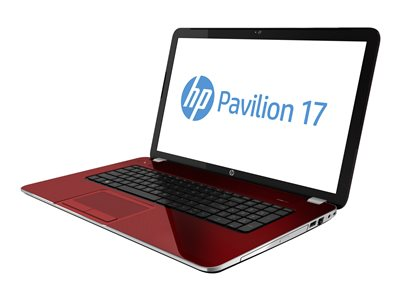 HP Pavilion 17-e033nr A6 5200 / 2 GHz Win 8 4 GB RAM 640 GB HDD DVD SuperMulti