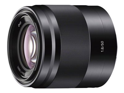 Sony SEL50F18 Lens 50 mm f/1.8 Sony E-mount