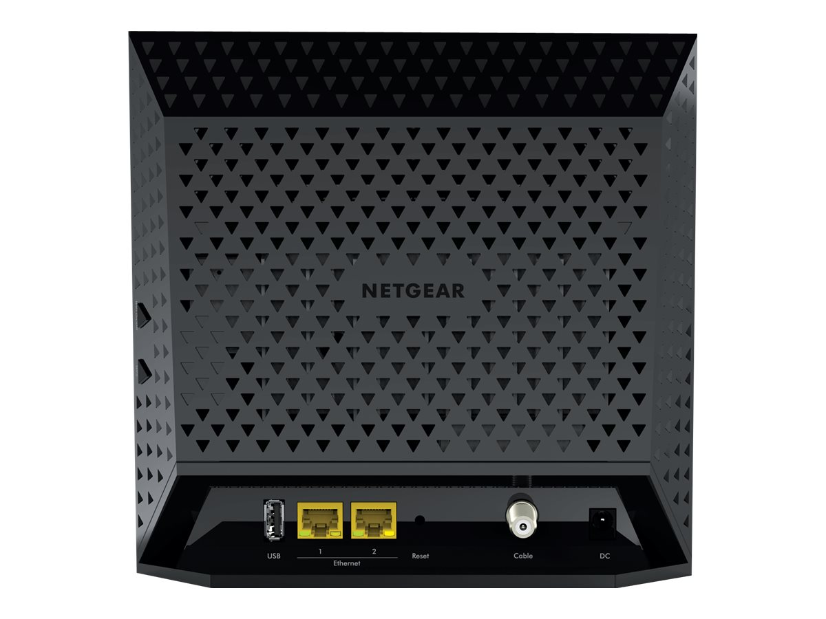 NETGEAR AC1600 WiFi Cable Modem Router - wireless router - cable mdm - 802.11a/b/g/n/ac - desktop