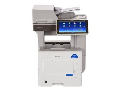 Ricoh MP 501SPFTL Healthcare Multifunction printer B/W laser