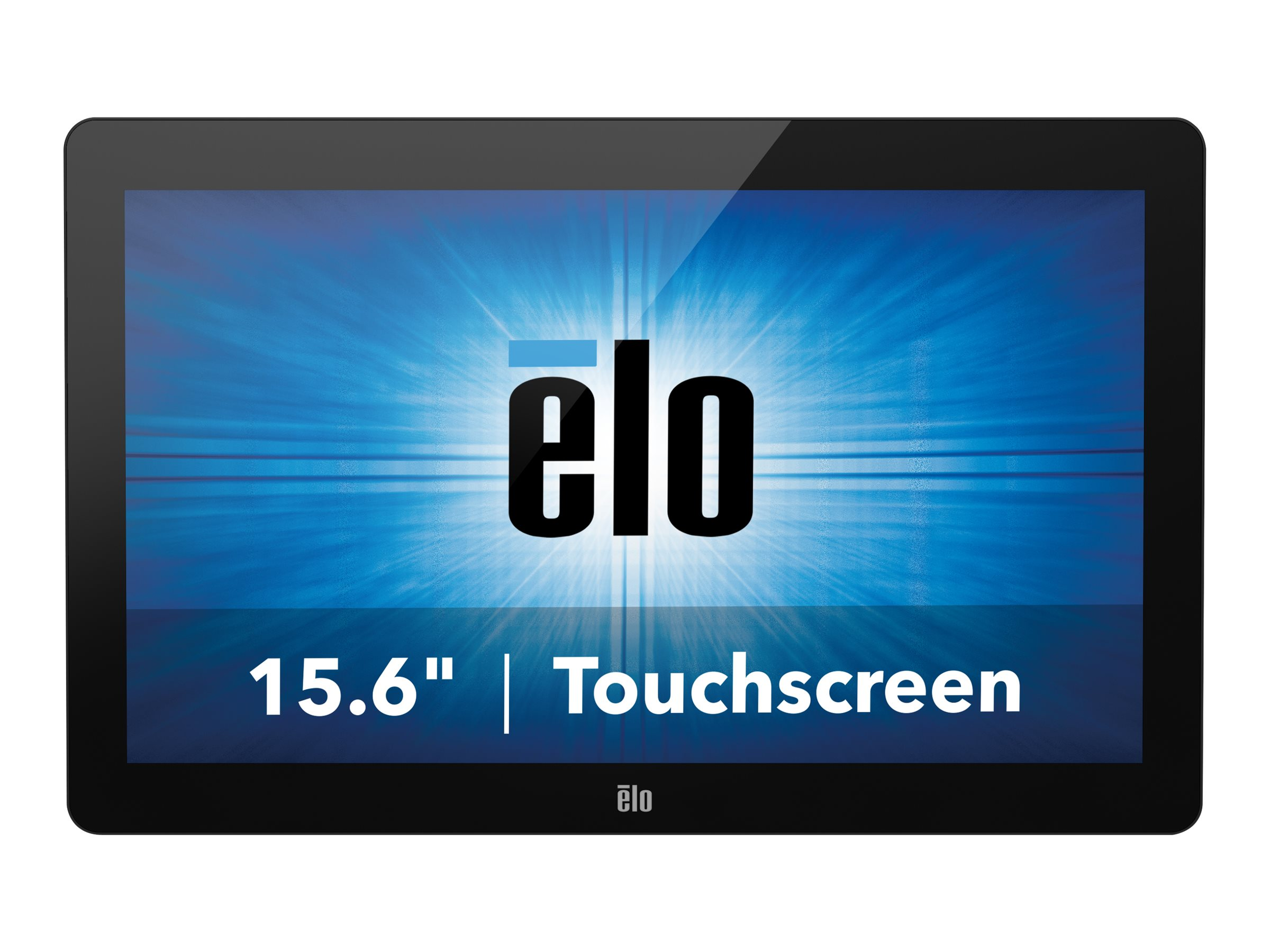 Elo 1502L, 39,6cm (15,6 Zoll), Projected Capacitive, 10 TP, schwarz