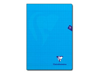 Cahiers A4 21x29.7 cm Clairefontaine MIMESYS Grand format - Large - cahier de notes