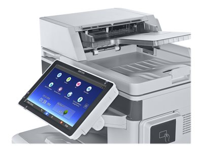 Ricoh MP 601SPFG - multifunction printer - B/W
