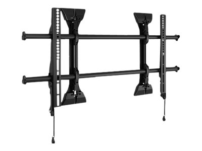 Chief Large FUSION LSM1U-G Micro-Adjustable Fixed Wall Display Mount - mounting kit