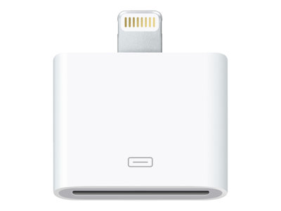 Lightning to 30-pin Adapter - adaptateur Lightning