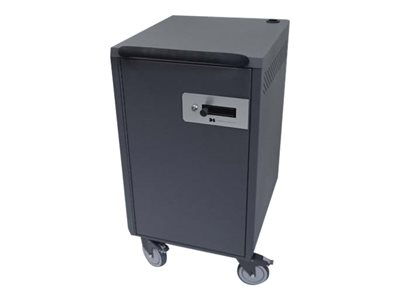Datamation Systems Cart for 20 tablets lockable
