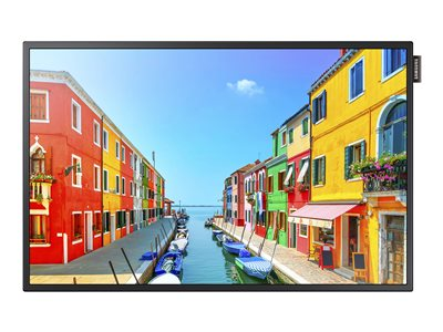 Samsung OM24E 24INCH Class (23.8INCH viewable) LED display digital signage with built-in PC