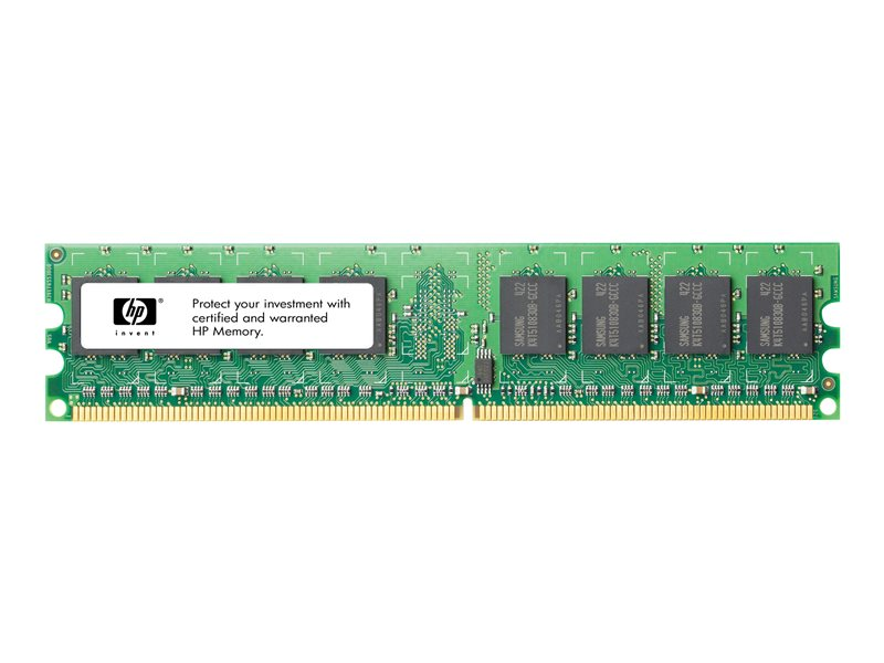 HP - DDR2 - 512 Mo - DIMM 240 broches - mémoire sans tampon