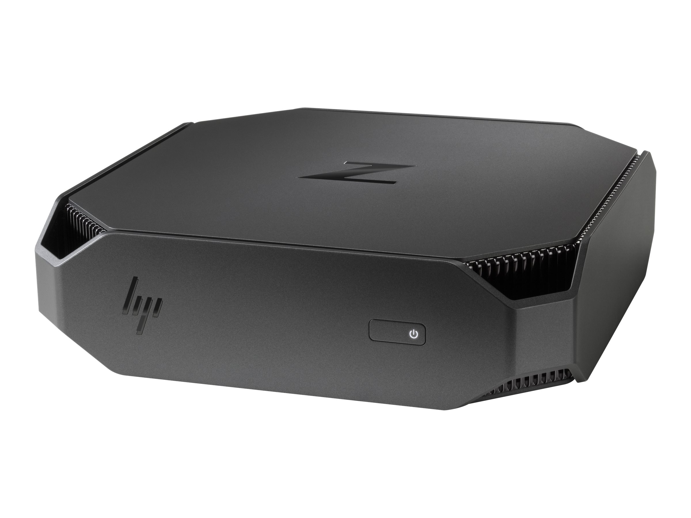 HP Workstation Z2 Mini G3 Entry - Mini - 1 x Core i7 6700 / 3.4 GHz - RAM 8 GB - HDD 1 TB - HD Graphics 530