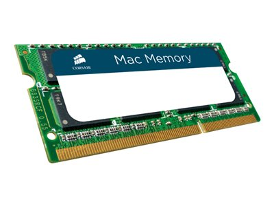 CORSAIR Mac Memory DDR3  8GB 1600MHz CL11  Ikke-ECC SO-DIMM  204-PIN