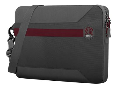 STM Blazer Notebook sleeve 15INCH granite gray