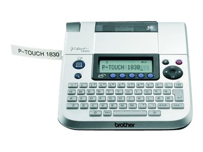 Cartouches  compatibles avec l'imprimante BROTHER P TOUCH 1830