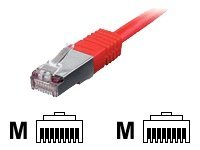 equip - Patch-Kabel - RJ-45 (M) bis RJ-45 (M) - 1 m - SF/UTP - CAT 5e