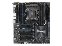 ASUS X99-E WS/USB 3.1 - Motherboard - SSI CEB - LGA2011-v3 Socket - X99 - USB 3.0, USB 3.1 - 2 x Gigabit LAN - HD Audio (8-channel)