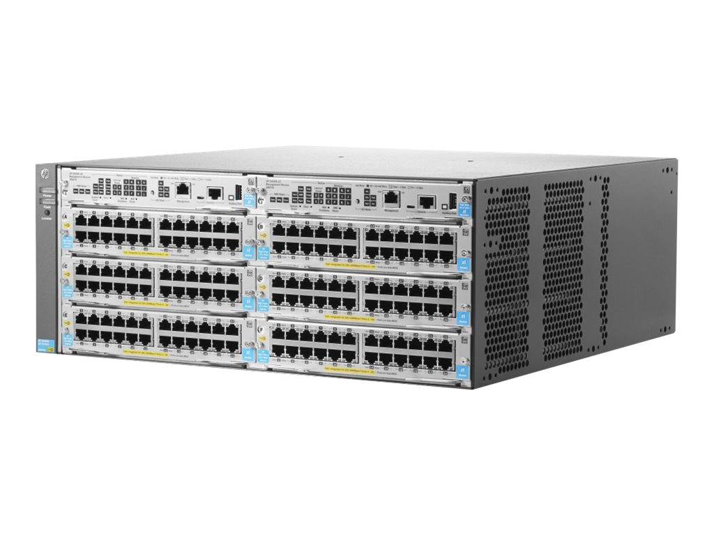 HPE Aruba 5406R zl2 - switch - managed - rack-mountable
