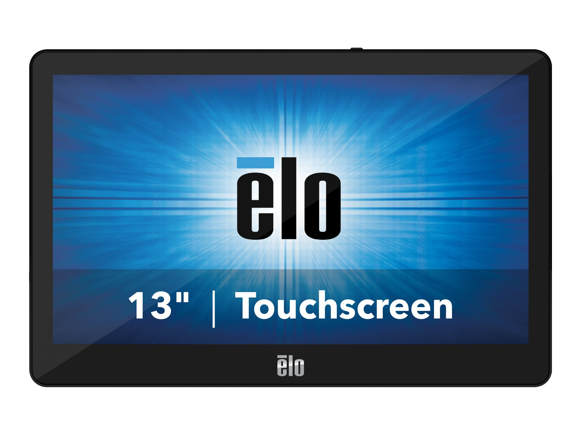 Elo 1302L ohne Standfuß, 33,8cm (13,3 Zoll), Projected Capacitive, 10 TP, Full HD, schwarz