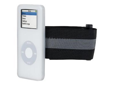 Belkin Sports Sleeve for iPod nano - protective sleeve for player