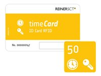 ReinerSCT timeCard - RF Proximity Card (Packung mit 50)