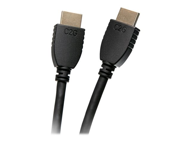 C2G 10t 4K HDMI Cable with Ethernet - High Speed - UltraHD Cable - M/M