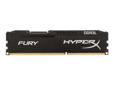 HyperX FURY - DDR3L - 16 GB: 2 x 8 GB - DIMM 240-PIN
