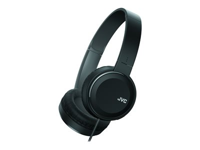 JVC HA-S190M Headphones with mic full size wired 3.5 mm jack