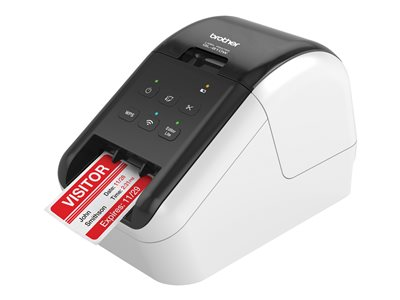 Brother QL-810W Label printer thermal paper Roll (2.4 in) 300 x 600 dpi
