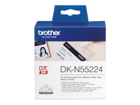 Brother DKN55224 Tape  (5,4 cm x 30,5 m) 1rulle(r)