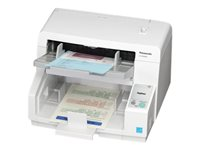 Panasonic KV-S5046H - Document scanner - Duplex - 307 x 2540 mm - 600 dpi x 600 dpi - up to 80 ppm (mono) / up to 80 ppm (colour) - ADF (300 sheets) - up to 25000 scans per day - USB 3.0