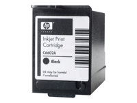 HP 18 ml black original ink cartridge