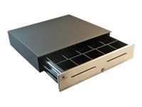 APG Series 4000 1816 Electronic cash drawer black