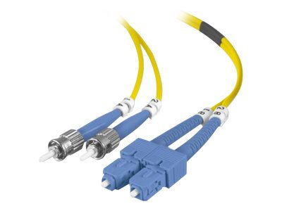 Belkin patch cable - 15 m - yellow
