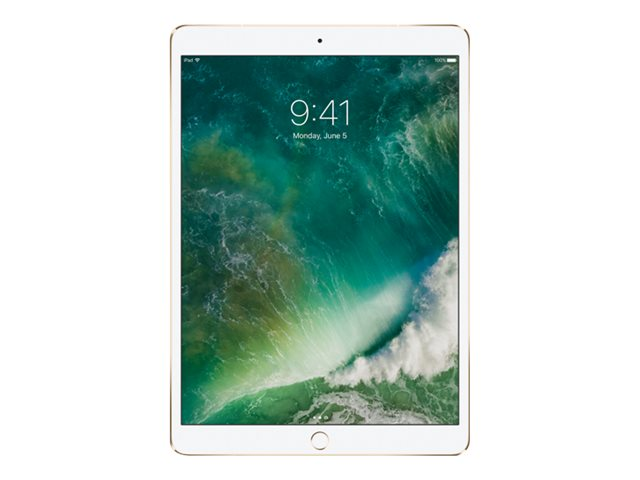 """Apple 10.5-inch iPad Pro Wi-Fi + Cellular - Tablette - 512 Go - 10.5"""" IPS (2224 x 1668) - 4G - LTE - or"""