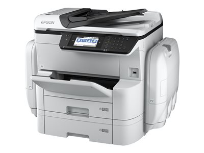 Epson WorkForce Pro WF-C869R Multifunction printer color ink-jet  image