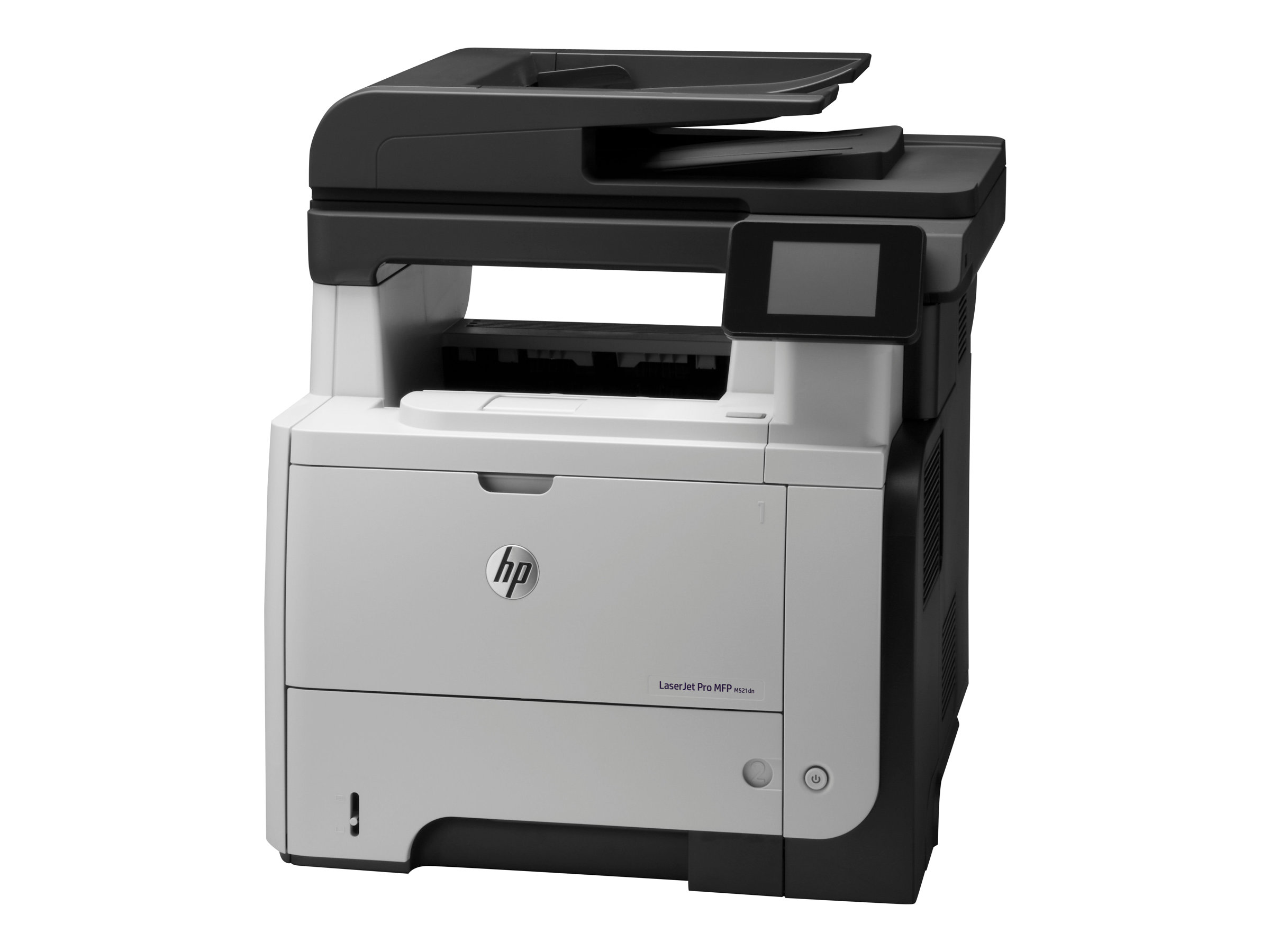 hp laserjet pro mfp m521dn imprimante multifonctions monochrome laser imprimantes laser. Black Bedroom Furniture Sets. Home Design Ideas