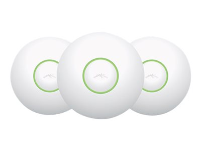Ubiquiti UniFi Long Range Wireless access point Wi-Fi 2.4 GHz (pack of 3)