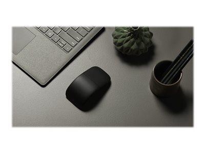 Microsoft Arc Mouse - Mouse - optical - 2 buttons