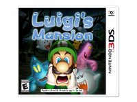 LuigiFEETs Mansion Nintendo 3DS
